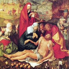 The Museum Outlet - Lamentation of Christ [1] by Durer
