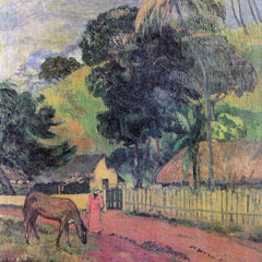 The Museum Outlet - Landscape by Gauguin