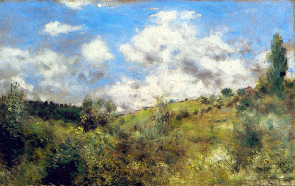 The Museum Outlet - Landscape by Renoir