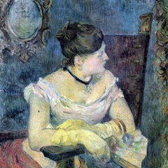 The Museum Outlet - Madame Gauguin by Gauguin