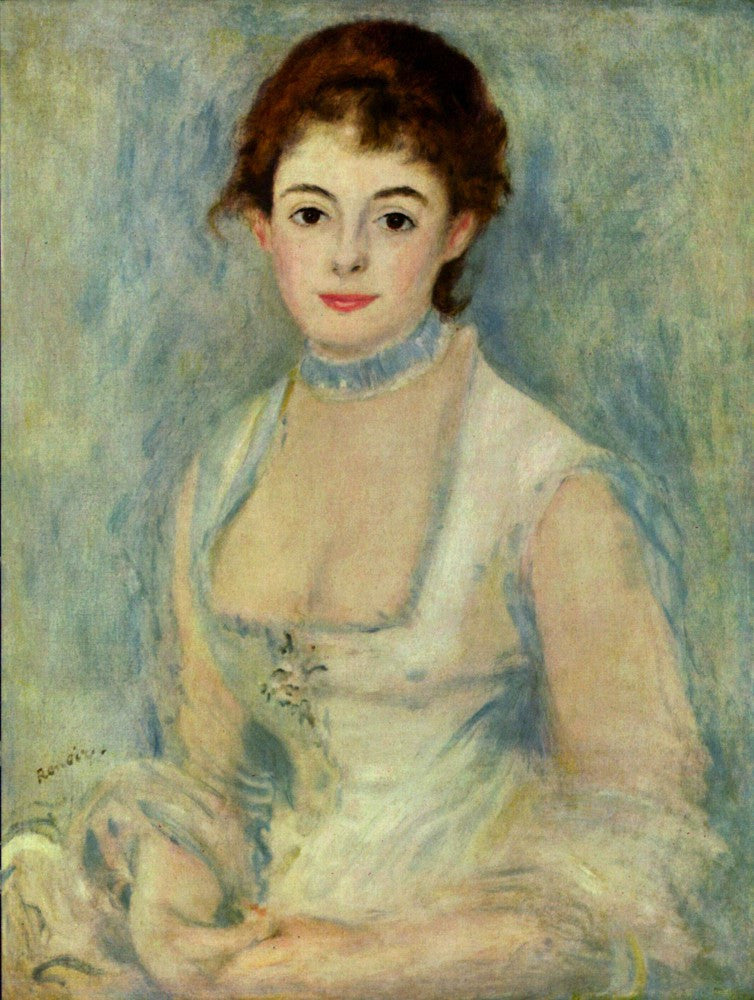 The Museum Outlet - Madame Henriot by Renoir