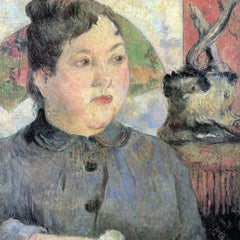 The Museum Outlet - Madame Kohler by Gauguin