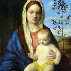The Museum Outlet - Madonna 3 by Bellini