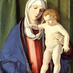 The Museum Outlet - Madonna by Bellini