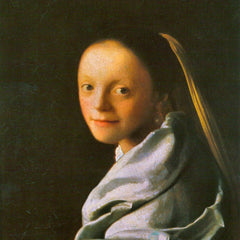 The Museum Outlet - Maid by Vermeer