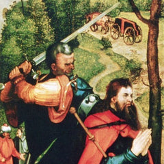 The Museum Outlet - Martyrdom of St. James by Durer