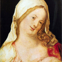 The Museum Outlet - Mary with the child by Durer