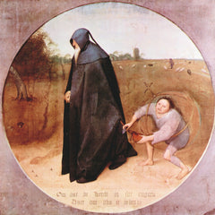 The Museum Outlet - Misanthrope by Pieter Bruegel