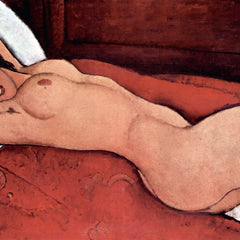 The Museum Outlet - Modigliani - Nude