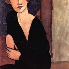 The Museum Outlet - Modigliani - Portrait of Madame Reynouard