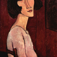 The Museum Outlet - Modigliani - Portrait of Margarita