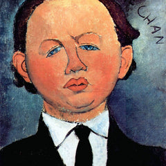 The Museum Outlet - Modigliani - Portrait of Mechan