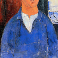 The Museum Outlet - Modigliani - Portrait of Moise Kisling [2]