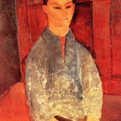 The Museum Outlet - Modigliani - Portrait of Moise Kisling [3]