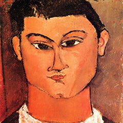 The Museum Outlet - Modigliani - Portrait of Moise Kisling [4]