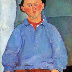 The Museum Outlet - Modigliani - Portrait of Oskar Miestchaninoff