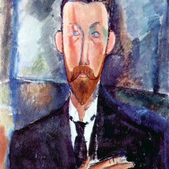 The Museum Outlet - Modigliani - Portrait of Paul Alexanders
