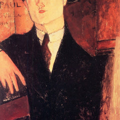 The Museum Outlet - Modigliani - Portrait of Paul Guillaume [2]