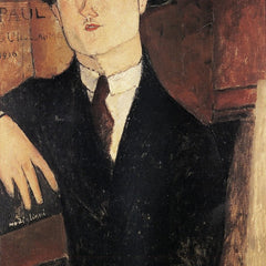 The Museum Outlet - Modigliani - Portrait of Paul Guillaume [3]