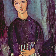 The Museum Outlet - Modigliani - Portrait of Zofe