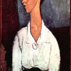The Museum Outlet - Modigliani - Portrait