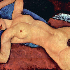 The Museum Outlet - Modigliani - Reclining Nude