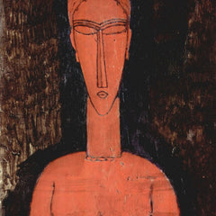 The Museum Outlet - Modigliani - Red breasts