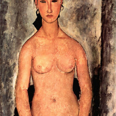 The Museum Outlet - Modigliani - Standing Elvira