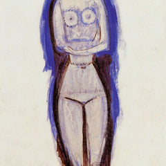 The Museum Outlet - Modigliani - Standing Nude