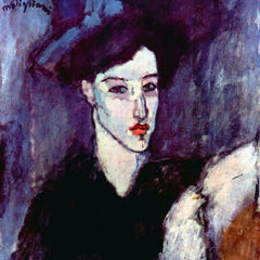 The Museum Outlet - Modigliani - The Jewess