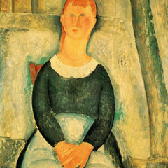 The Museum Outlet - Modigliani - The beautiful merchant