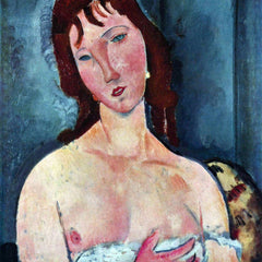 The Museum Outlet - Modigliani - Young Frau