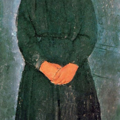 The Museum Outlet - Modigliani - Young Housemaid