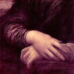 The Museum Outlet - Mona Lisa Detail [2] by Da Vinci