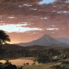 The Museum Outlet - Mount Ktaadn (Katahdin) by Frederick Edwin Church