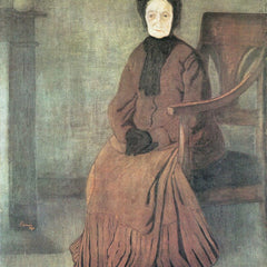 The Museum Outlet - My grandmother by Joseph Rippl-Ronai