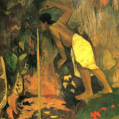 The Museum Outlet - Mysterious Source by Gauguin