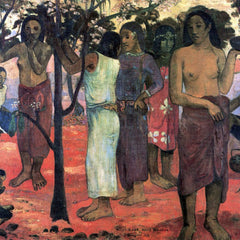 The Museum Outlet - Nava Nava Mehana by Gauguin
