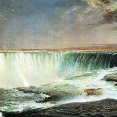 The Museum Outlet - Niagara Falls by Frederick Edwin Church