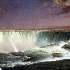 The Museum Outlet - Niagara by Frederick Edwin Church