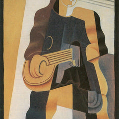 The Museum Outlet - Pierrot [2] by Juan Gris