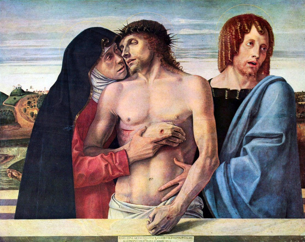 The Museum Outlet - Pieta [1] by Bellini