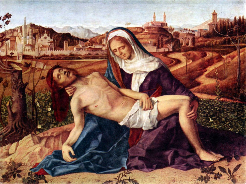 The Museum Outlet - Pieta [2] by Bellini