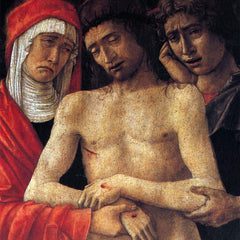 The Museum Outlet - Pieta [3] by Bellini