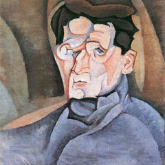 The Museum Outlet - Portrait Maurice Raynal by Juan Gris