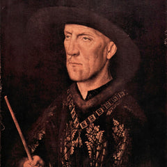 The Museum Outlet - Portrait of Baudouin de Lannoy by Jan Van Eyck