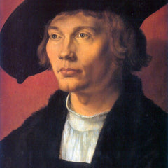 The Museum Outlet - Portrait of Bernhard von Reese by Durer