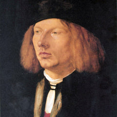 The Museum Outlet - Portrait of Burkard von Speyer by Durer