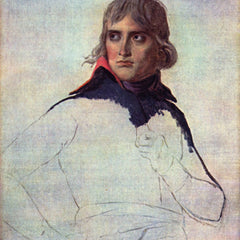 The Museum Outlet - Portrait of General Napoleon Bonaparte by Jacques Louis David