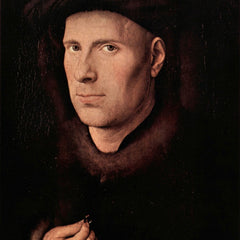 The Museum Outlet - Portrait of Jan de Leeuw by Jan Van Eyck